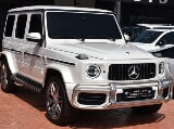 Photo 2019 Mercedes Benz G63