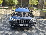 Photo Used BMW 7 Series 730Li 2018