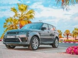 Photo Rent a 2019 Land Rover Range Rover Sport...