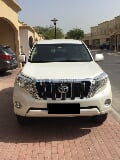 Photo Used Toyota Land Cruiser Prado 2017