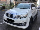 Photo Used Toyota Fortuner 2015
