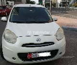 Photo Used Nisan Micra 1.5L SL Premium 2012