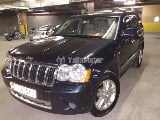 Photo Used Jeep Grand Cherokee Overland 5.7L 2009