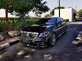 Photo Mercedes Benz S 560