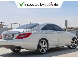 Photo Inspected car | 2012 Mercedes Benz CLS500 4.6L...