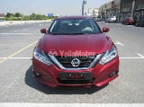 Photo Used Nissan Altima 2.5 SV 2017