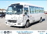 Photo Toyota coaster 30 setar bus high roof