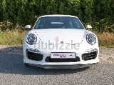 Photo Porsche 911 turbo s sports car with 1 year...