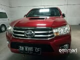Foto Toyota hilux 2.5 g 4wd double cabin 4x4