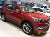 Foto Hyundai Santa Fe AT 2016