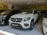Foto 2016 Mercedes Benz GLE 400 coupe