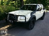 Foto Ford Ranger DC Base 4x4 th. 2008 Putih