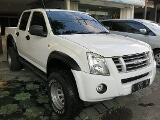 Foto Isuzu D-MAx Double Cabin Manual 2011