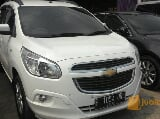 Foto Chevrolet Spin LTZ At (Bensin) 2014