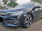 Foto 2016 Honda Civic Turbo Prestige