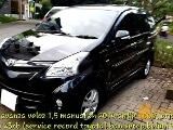 Foto Toyota avanza veloz manual 1.5 th 2014 w. Hitam,