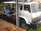 Foto HINO jumbo trailer head double thn 1996 plus...