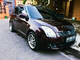 Foto Suzuki Swift Manual 2008 Favorit