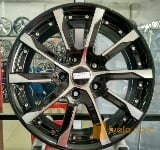 Foto Velg Mobil Racing Swirl Hsr Ring 16 Hole 5