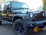 Foto Jeep Wrangler Rubicon COD 3.6 AT 2012 Hitam Km20rb