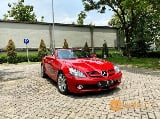 Foto SLK300 Grand Edition 2010 Red LIMITED FULL OPT...