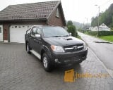Foto Toyota Hilux G 2.5 Double cabin th 2010