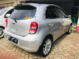 Foto Nissan March 1.2 AT 2012 Dijual