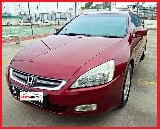 Foto Honda Accord Vtil 2004 / 2005 Merah Matic...
