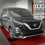 Foto Dijual Nissan Livina All New 1.5 VE (2019)