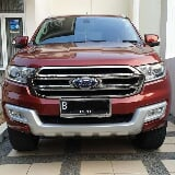 Foto Ford Everest Trend 2.2L 4X2 AT