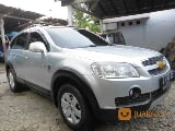 Foto Chevrolet Captiva Diesel 2008. Mantaap