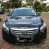 Foto Honda Accord VTIL at 2012 Hitam
