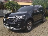 Foto 2017 Chevrolet Trailblazer LTZ