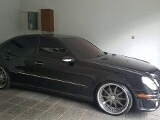 Foto Dijual: Mercy/Mercedes Benz E200 Like New...