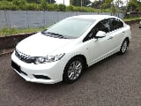 Foto 2013 Honda Civic at