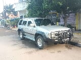 Foto Nissan Terano Terrano body full variasi off road