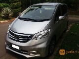 Foto Honda Freed S AT 2014 Silver Orisinil (Plat D)