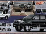 Foto Toyota Hilux Single Cabin Pick Up