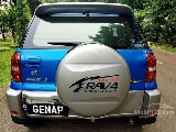 Foto Toyota RAV4 (2pintu) COUPE Facelife Limited 1.8...