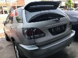 Foto Toyota Harrier 2002 Automatic
