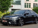 Foto 2016 Honda Civic Turbo