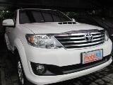 Foto Toyota Fortuner Diesel A/T, 2013, Rp 321.000.000