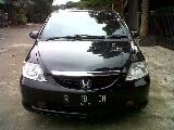 Foto Honda New City IDSi At Matic Triptonic th 2004...
