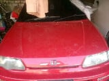 Foto Honda Civic Nova MT Tahun 1991 Manual