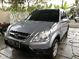 Foto Honda CRV 2.0 M/T th 2002