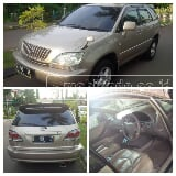 Foto Toyota Harrier 3.0 L Airs-s 4x2 Tiptronic