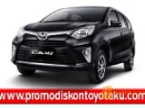 Foto Toyota all new calya 2017