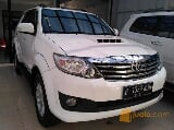 Foto Toyota Fortuner 2.5G VNT Turbo 2012AT tangan...