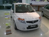 Foto Proton Savvy city car
