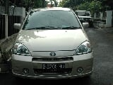 Foto Suzuki aerio 2005 manual
